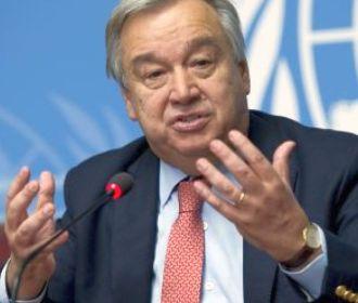 Генсек ООН опасается раскола мира на две части во главе с США и Китаем