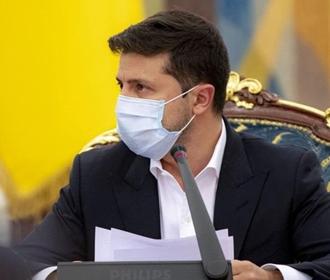 """Зеленский назвал вакцинацию """"вызовом для всего мира"""""""
