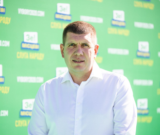 ЦИК зарегистрировала нардепа Гунько, избранного на промежуточных выборах в Раду