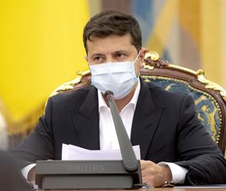 Зеленский подписал законы, ужесточающие ответственность за нарушение пожарной безопасности