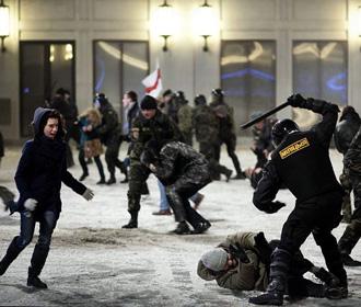 В Беларуси будут судить гражданина Украины за участие в протестах