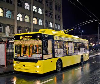 В Украине планируют заменить весь общественный транспорт на электрический