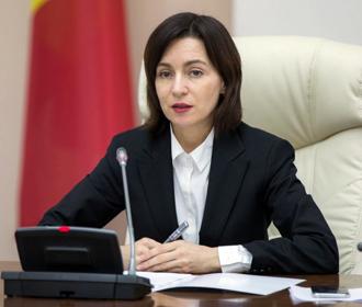 Президент Молдовы назвала безответственными решения политических предшественников