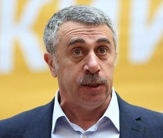 Комаровский попросил не покупать рекламируемые им товары