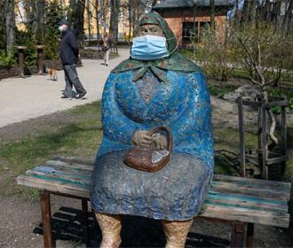 В Киеве полиция за выходные составила более 400 протоколов за нарушение карантина