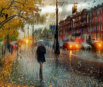Завтра в Украине местами небольшие дожди