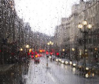 Суббота в Украине будет дождливой и прохладной