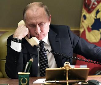 Раскрыта реакция Трампа на пропущенный звонок от Путина