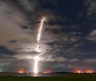 SpaceX установила два рекорда