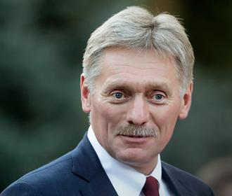 """Песков заявил, что Украина ушла за """"красные линии"""""""