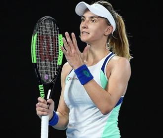Цуренко снялась с турнира в Дубае