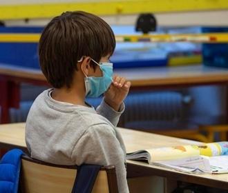 В Киеве коронавирусом все чаще стали болеть дети