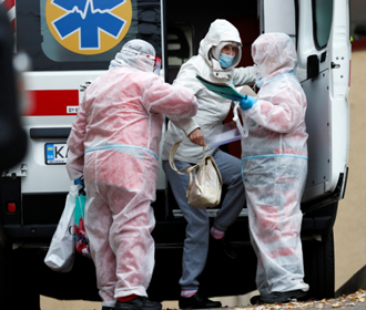 46% украинцев считают, что пандемия в следующем году не закончится