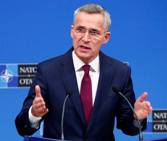 РФ не аннексировала бы Крым, если бы Украина была в НАТО - Столтенберг