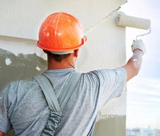 Виды и особенности применения строительных красок