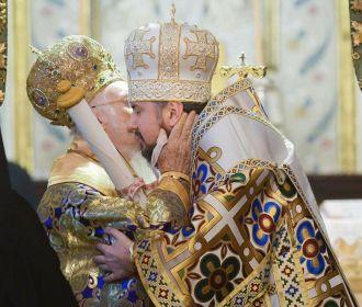 Патриарх Варфоломей и раскол в украинском православии