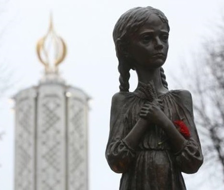 В Украине день памяти жертв Голодоморов