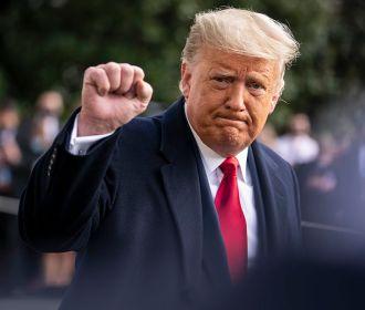 Трамп открыл «офис бывшего президента»