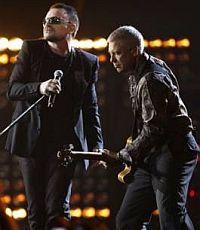 Журнал GQ признал U2 группой года (видео)