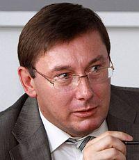 Луценко не собирается подавать заявление на Шуфрича