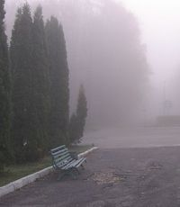 Выходные в Украине будут холодными и туманными