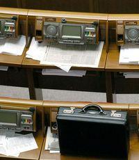 Литвин настаивает на личном голосовании депутатов
