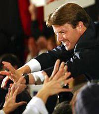Экс-сенатор Эдвардс, проиграв во Флориде, вышел из президентской гонки