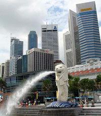 В сингапуре лебеди-роботы будут следить за качеством воды