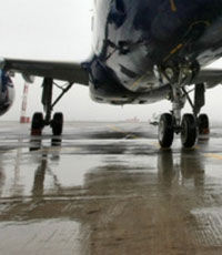 «Боинг-737» с поврежденным шасси приземлился в Тель-Авиве