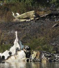 Обломки Як-42 подняли из реки: не все жертвы погибли от травм при крушении