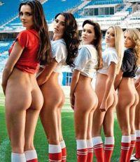 Футболистки сборной Ирана оказались мужчинами