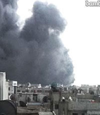 При бомбардировке Алеппо погибли 25 детей