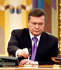 Янукович подписал закон об упрощении оформления виз с ЕС