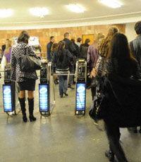В киевском метро поставят металлоискатели
