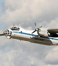 Порошенко присвоил самолету Ан-30Б имя Могилко