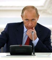 Депутаты просят СНБО вести санкции против Путина