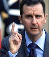 Асад: сроки военной операции России в Сирии пока не установлены