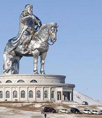Чингисхану помогала хорошая погода