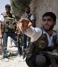 Сирийская оппозиция предложила свой документ по переходному правительству