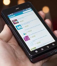 Motorola представила смартфон DROID Turbo (видео)