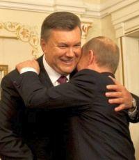 Россия считает легитимным президентом Украины Януковича – Путин