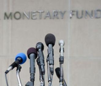 Украина и МВФ не могут согласовать меморандум о сотрудничестве