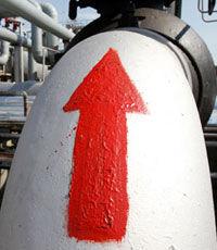 Украина в феврале импортировала газа из Европы на 40% больше, чем из РФ