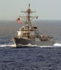 В Черное море вошли четыре боевых корабля НАТО