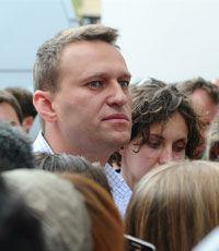 """Навальный срезал электронный браслет """"домашнего ареста"""""""