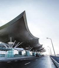 В аэропорту Борисполь появилась бесплатная стоянка, но только первые 20 минут