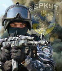 """""""Беркут"""" разогнал протестующих возле здания Запорожской ОГА"""