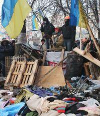 От митингующих в Киеве требуют освободить девять улиц и КГГА