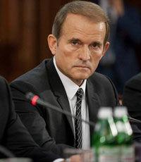 Медведчук представляет Украину на Минских переговорах (документ)