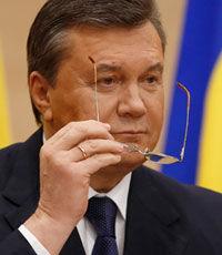 Янукович: выборы президента Украины принесли народу лишь смерть и страдания